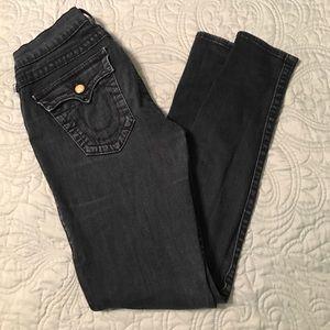 True Religion skinny jeans, size 29